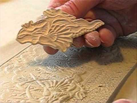 Dennis Meiners, Textured Cup, Handbuilt Ceramics
