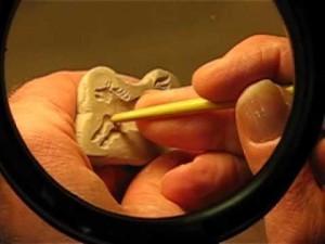 Dennis Meiners Ceramics, Clay Sprig